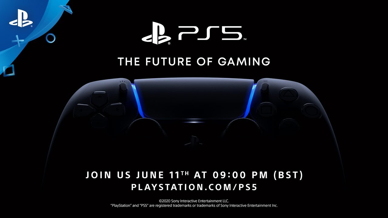 PS5 - The Future of Gaming kapak