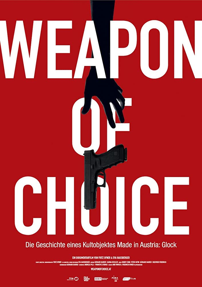 Weapon of Choice kapak