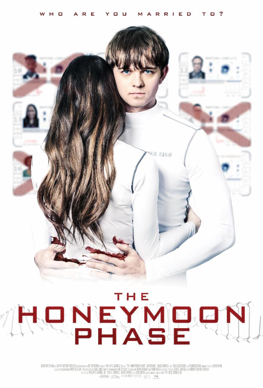 The Honeymoon Phase kapak