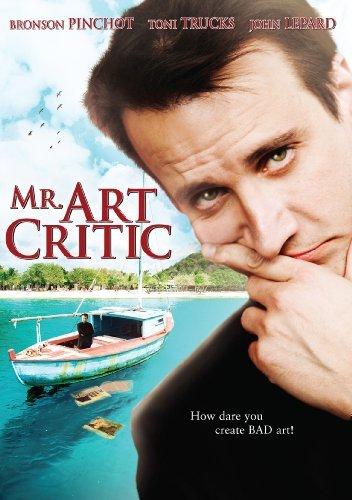 Mr. Art Critic kapak