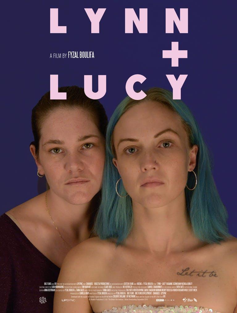 Lynn + Lucy kapak