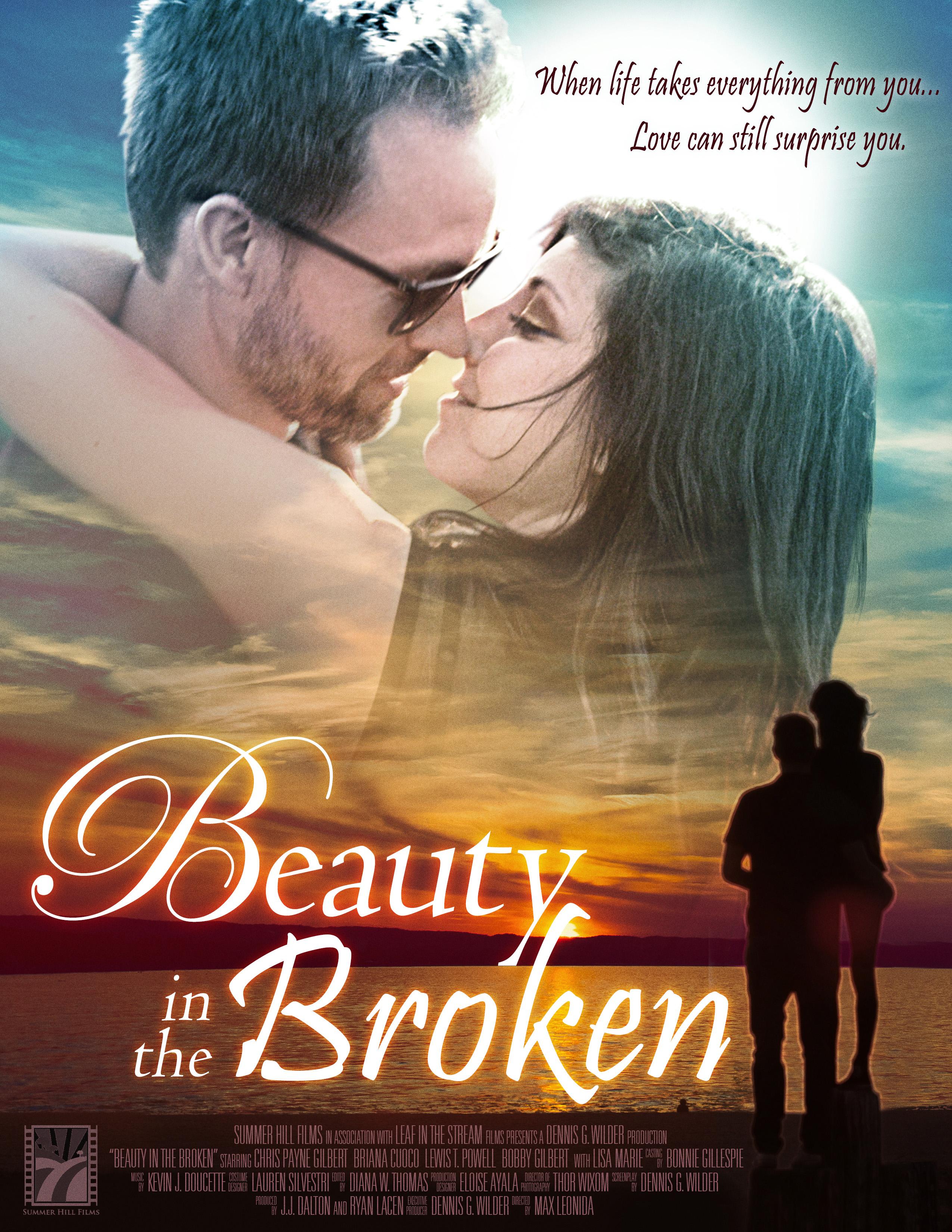 Beauty in the Broken kapak