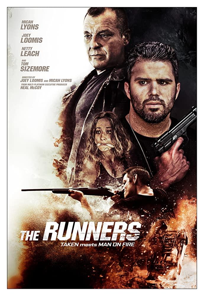 The Runners kapak