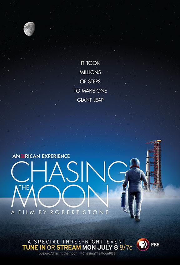 Chasing the Moon kapak