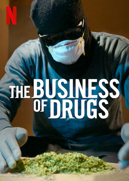 The Business of Drugs kapak