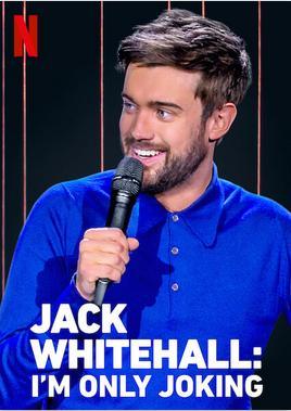 Jack Whitehall: I'm Only Joking kapak