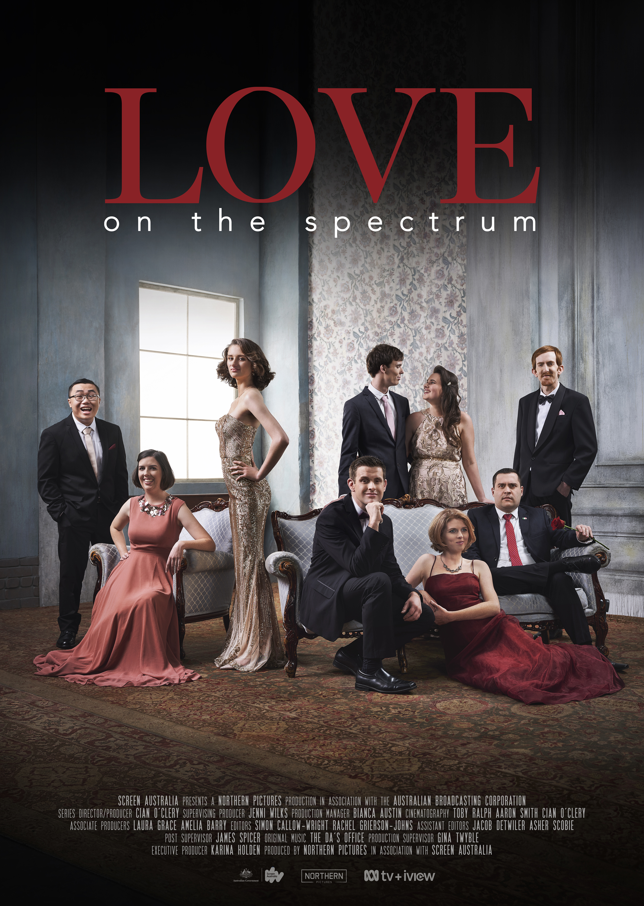 Love on the Spectrum kapak