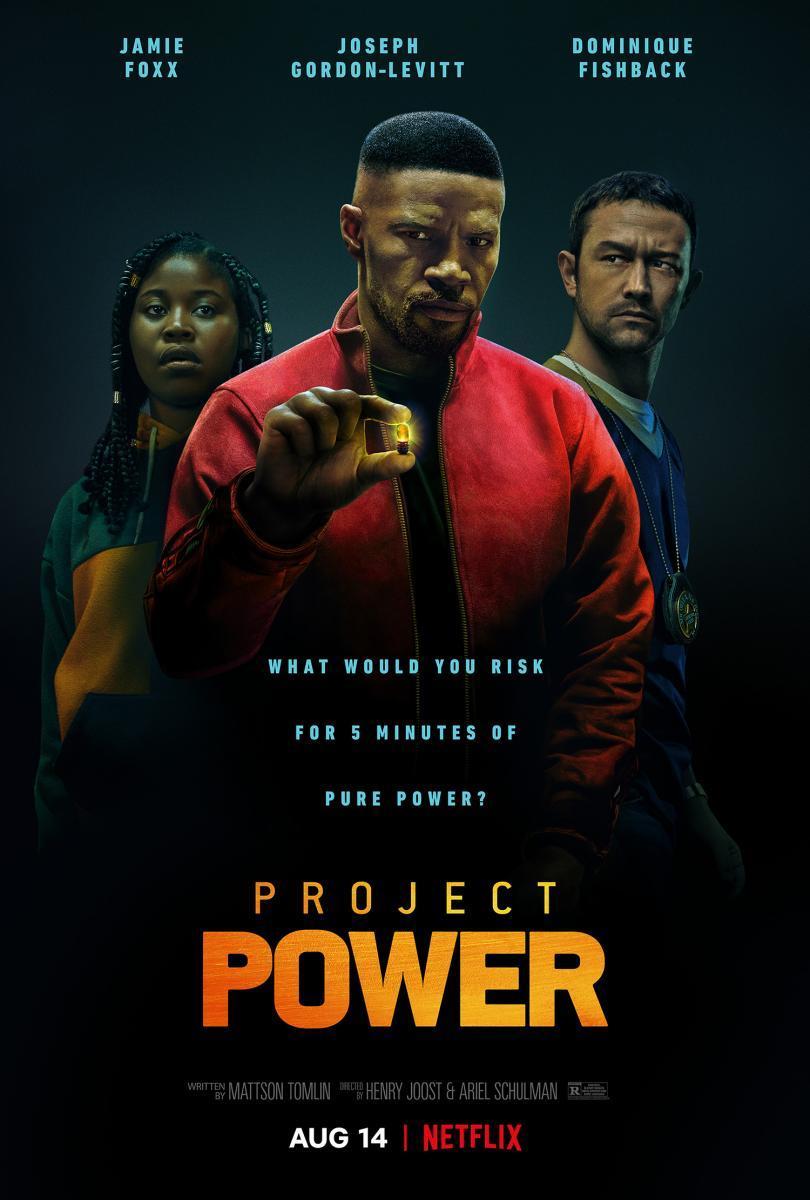 Project Power kapak
