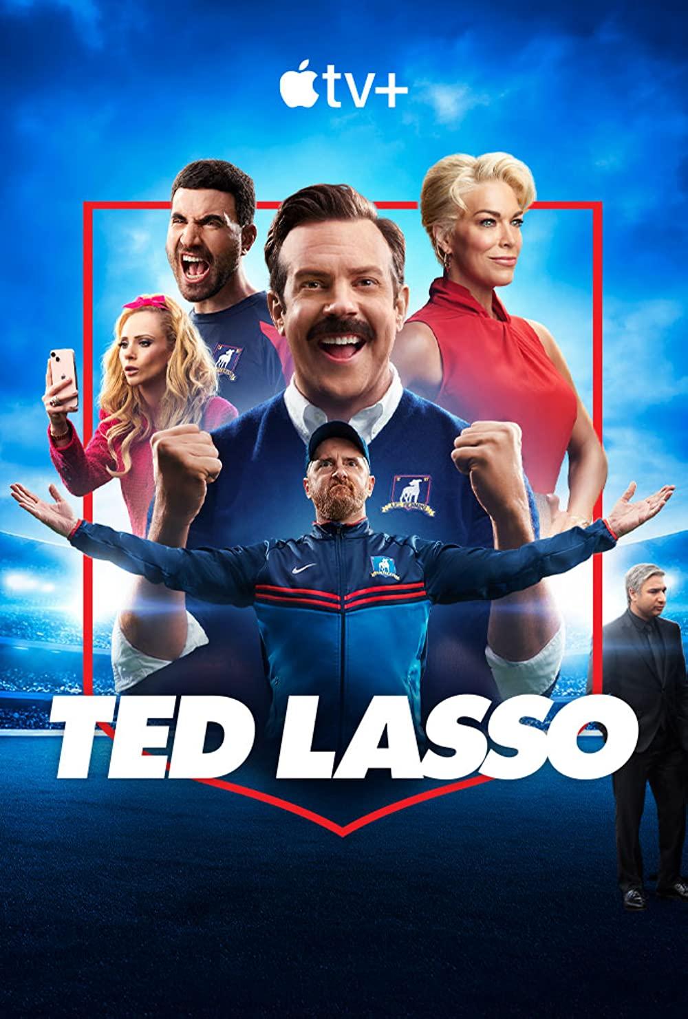 Ted Lasso kapak