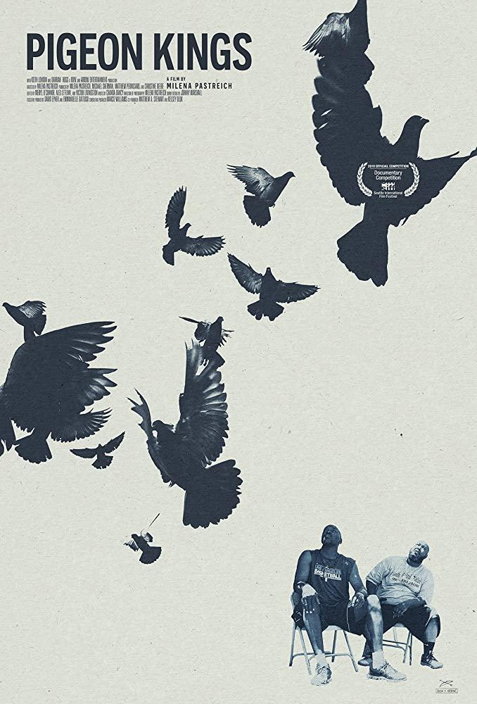 Pigeon Kings kapak