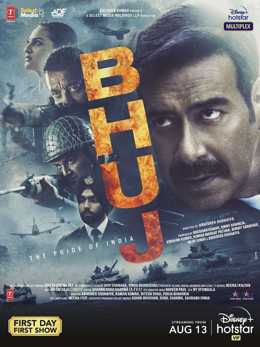Bhuj: The Pride of India kapak