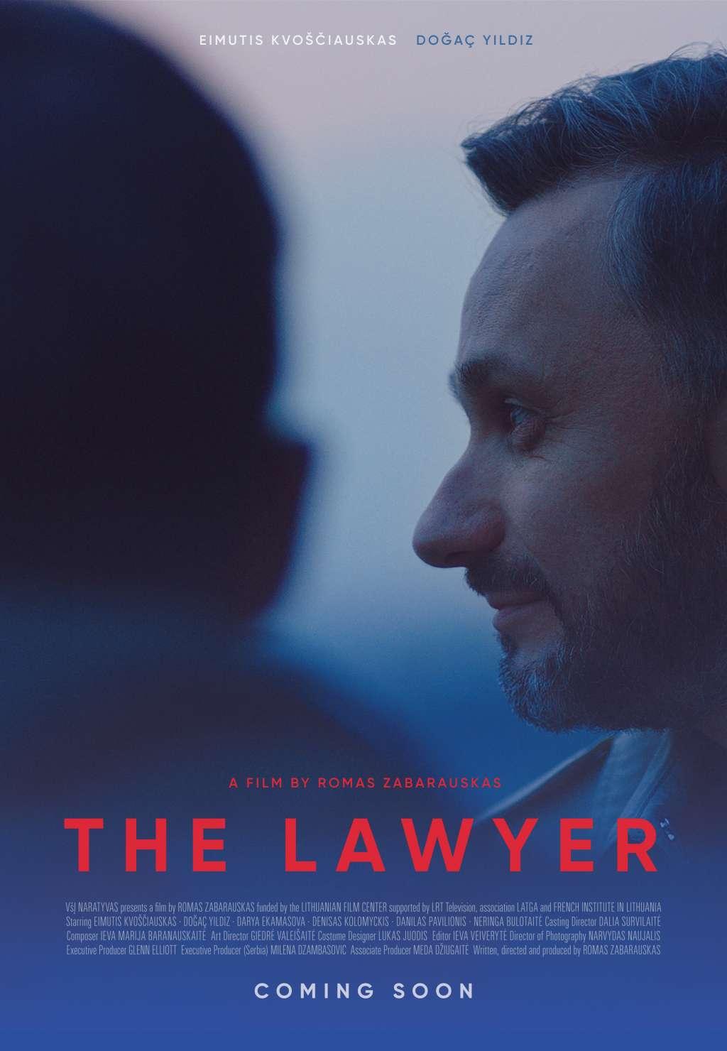 The Lawyer kapak