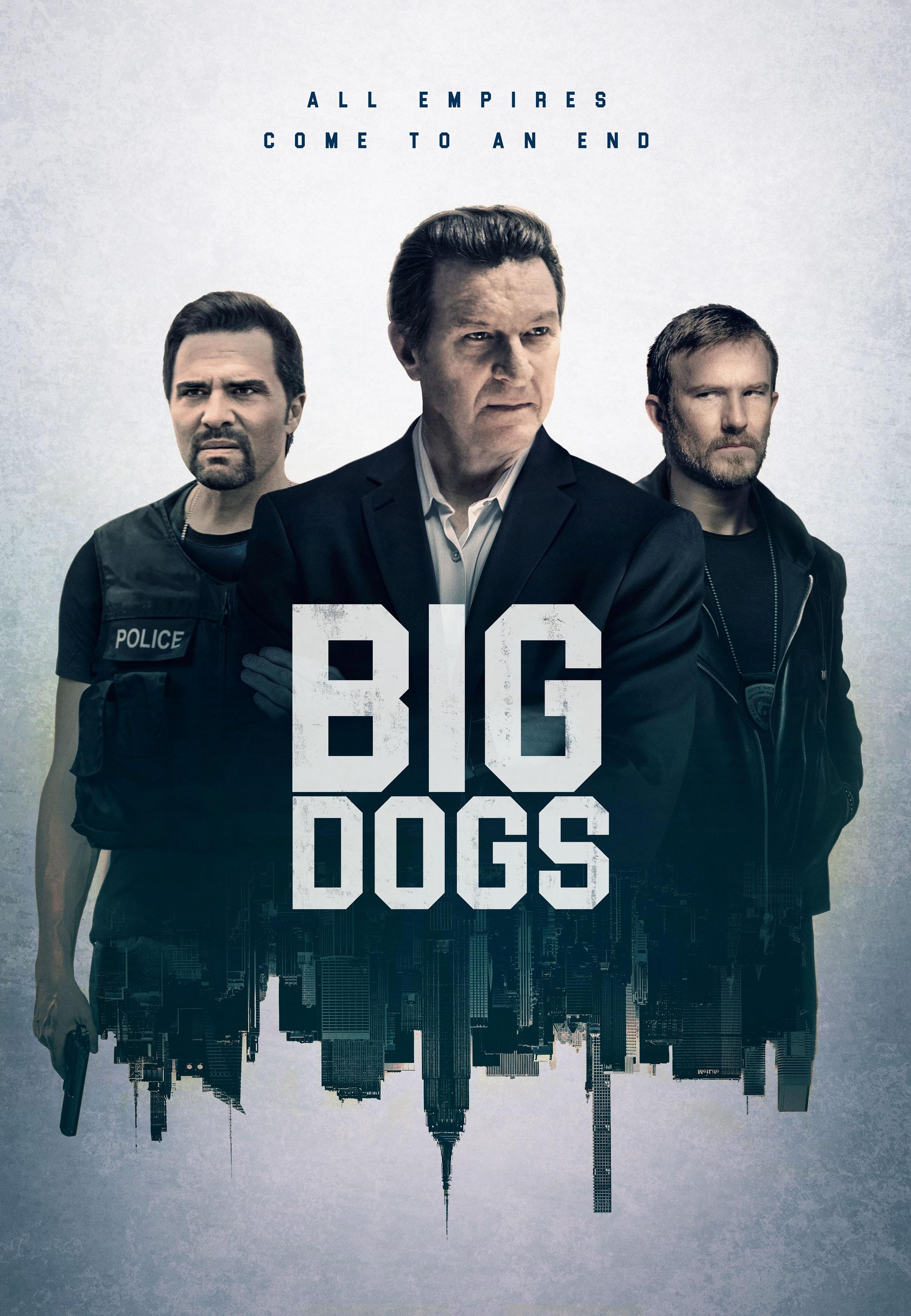 Big Dogs kapak