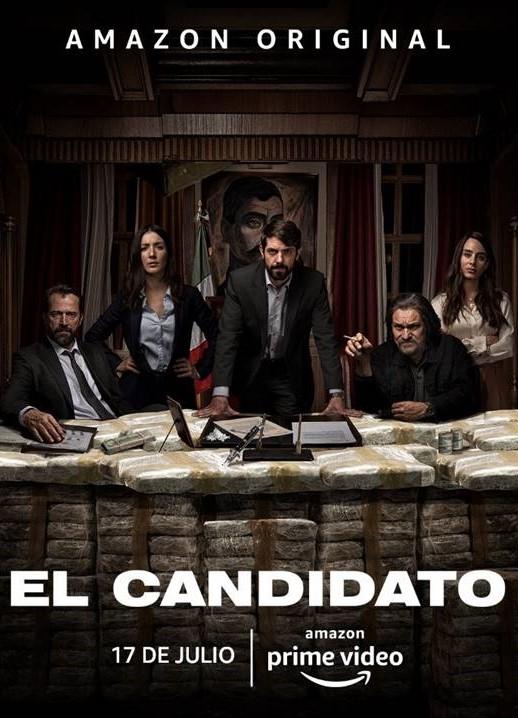 El Candidato kapak