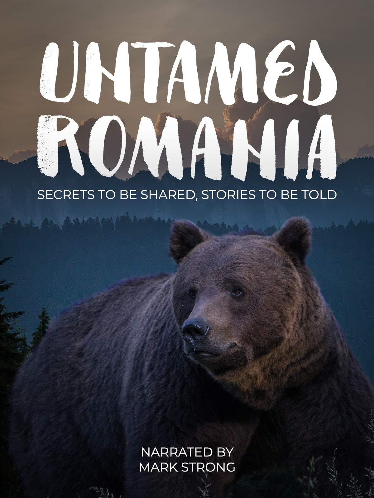 Untamed Romania kapak