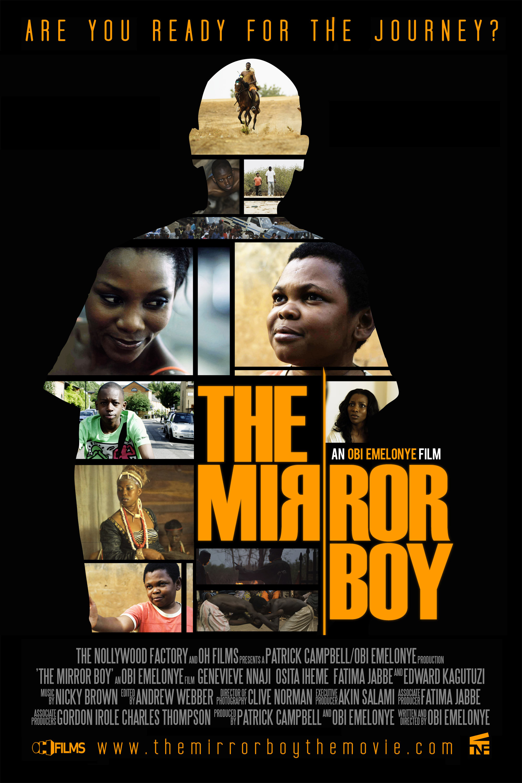 The Mirror Boy kapak