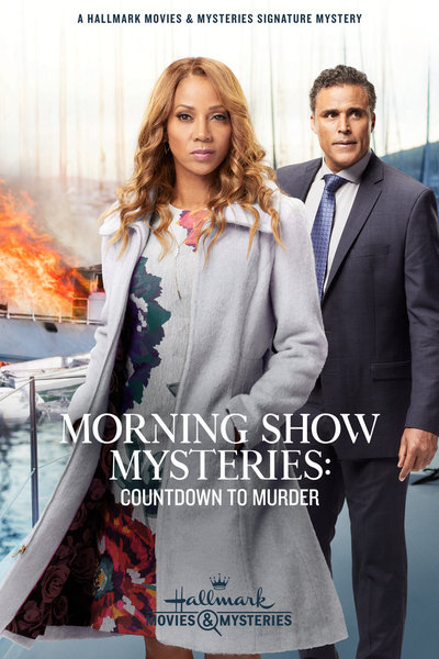 Morning Show Mysteries: Countdown to Murder kapak