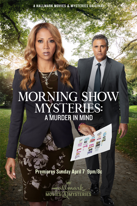 Morning Show Mysteries: A Murder in Mind kapak
