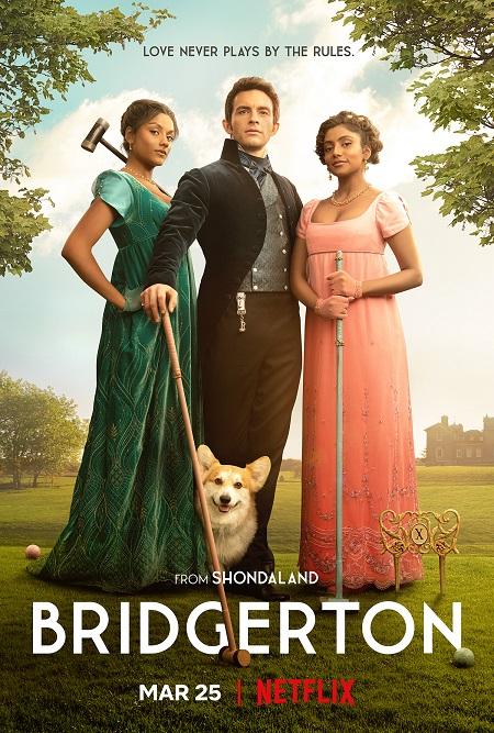 Bridgerton kapak