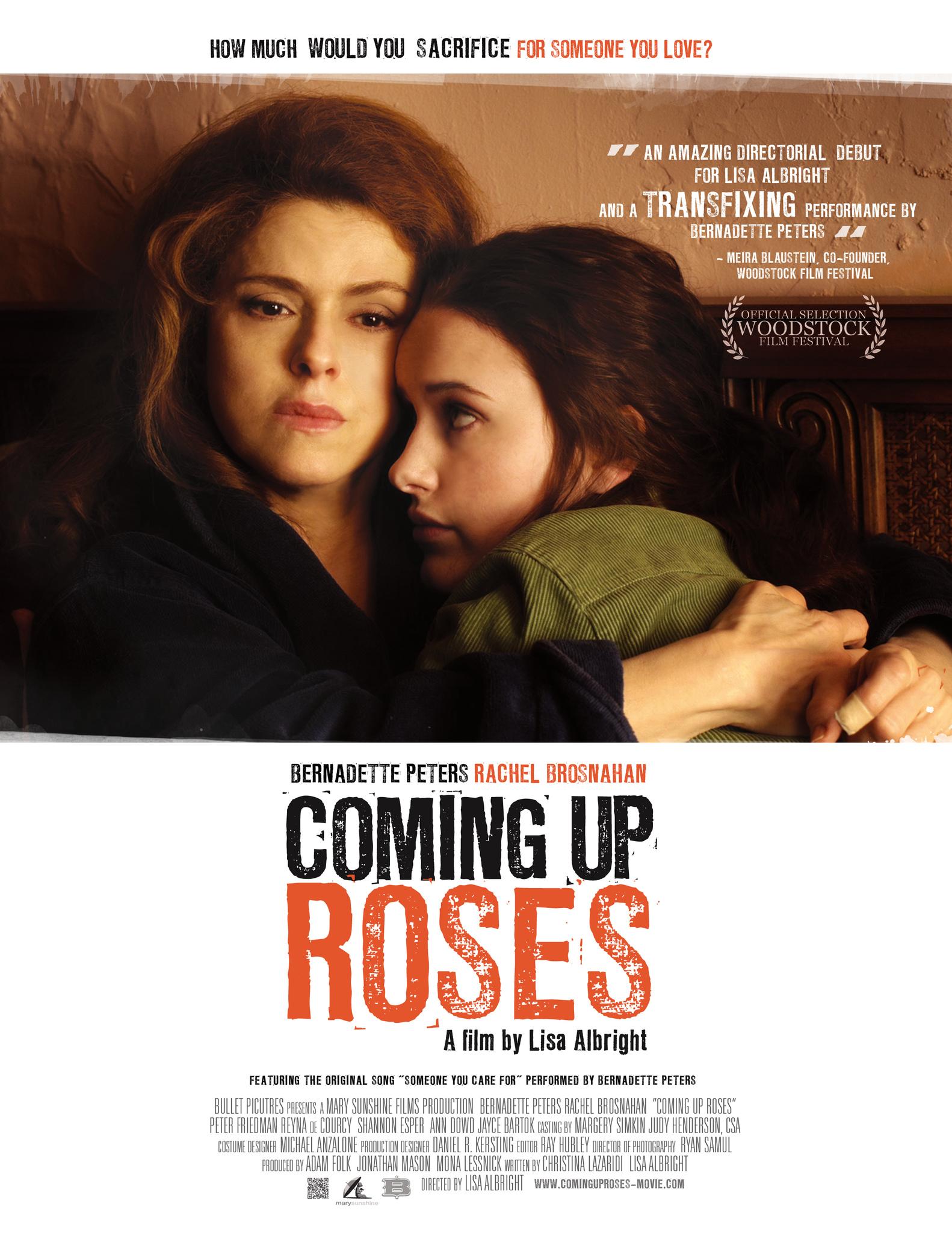 Coming Up Roses kapak