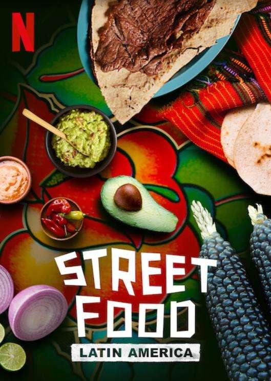 Street Food: Latin America kapak