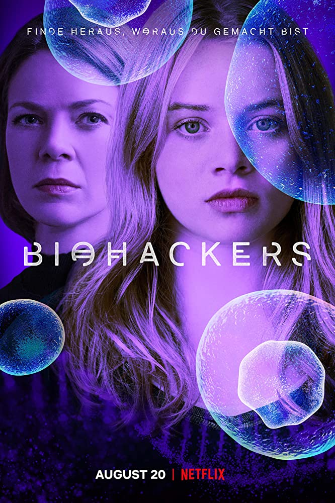 Biohackers kapak