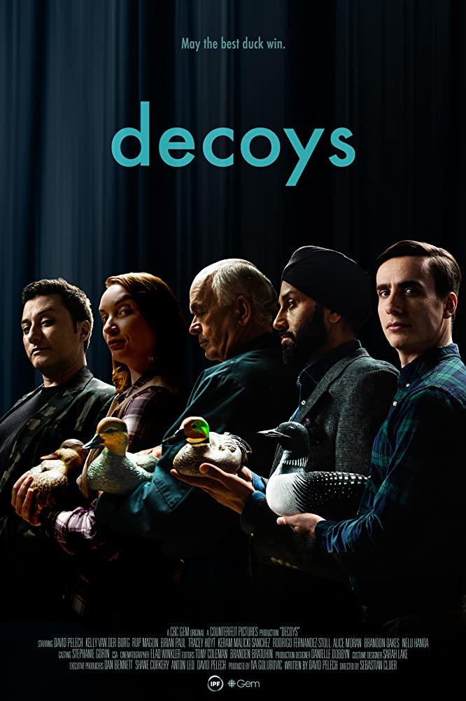 Decoys kapak