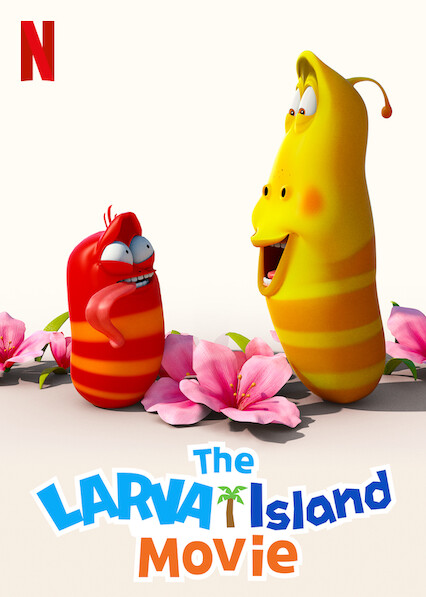 The Larva Island Movie kapak