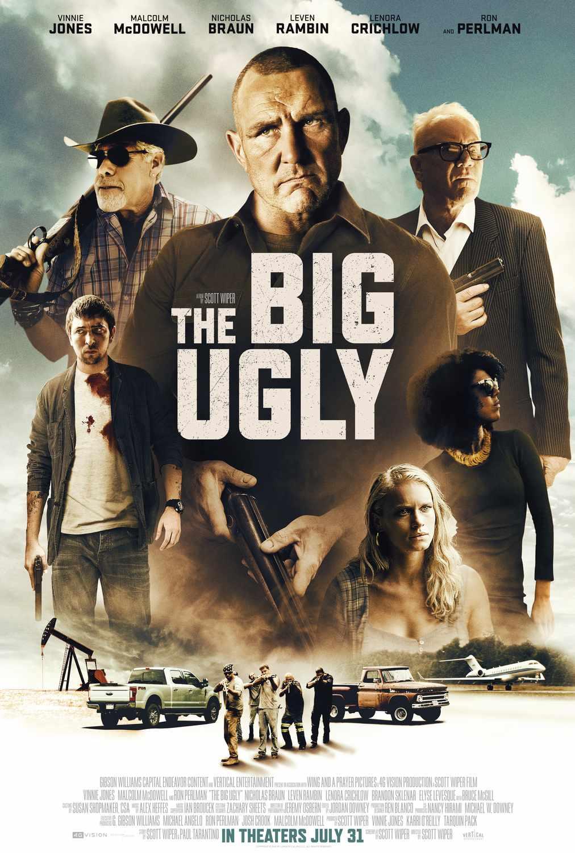 The Big Ugly kapak