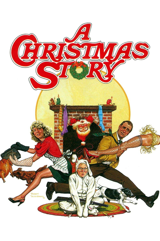 A Christmas Story kapak