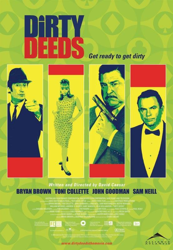 Dirty Deeds kapak
