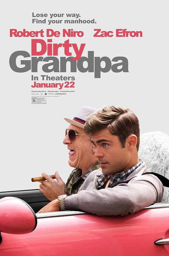 Dirty Grandpa kapak