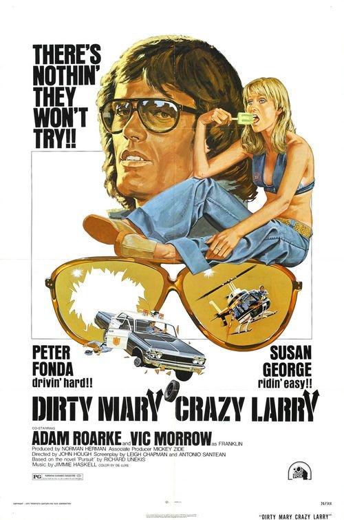 Dirty Mary Crazy Larry kapak