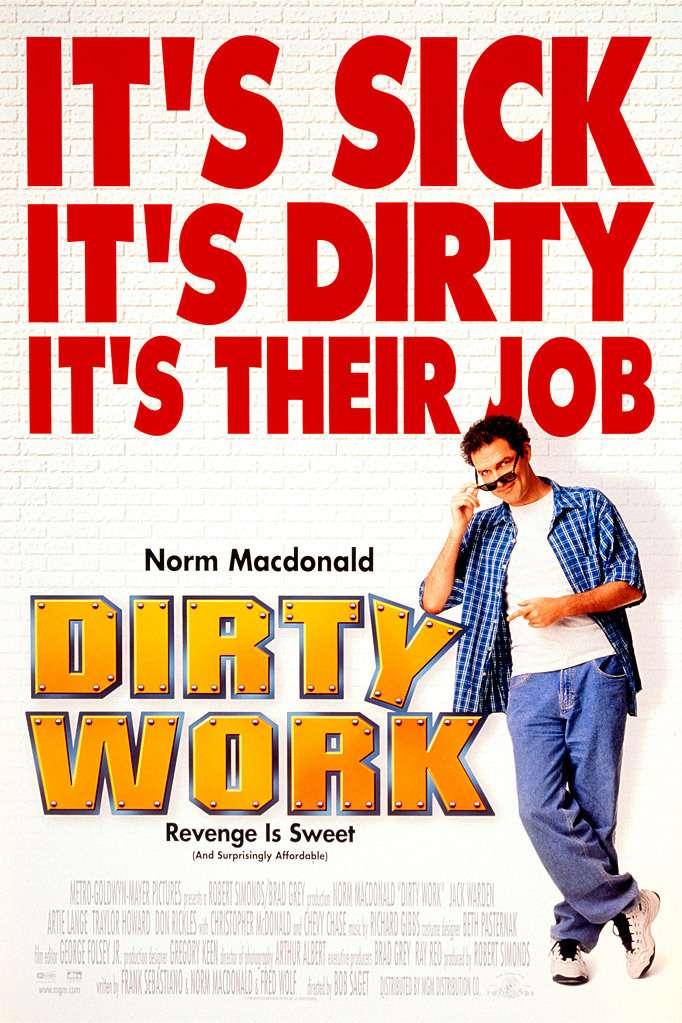 Dirty Work kapak