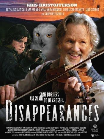Disappearances kapak
