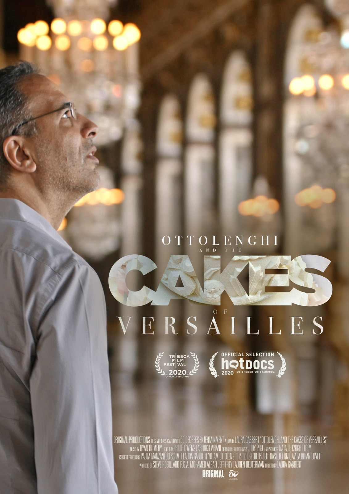 Ottolenghi and the Cakes of Versailles kapak