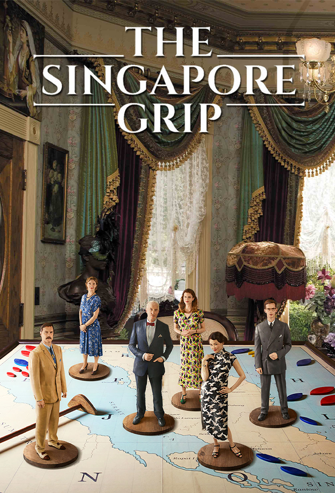 The Singapore Grip kapak