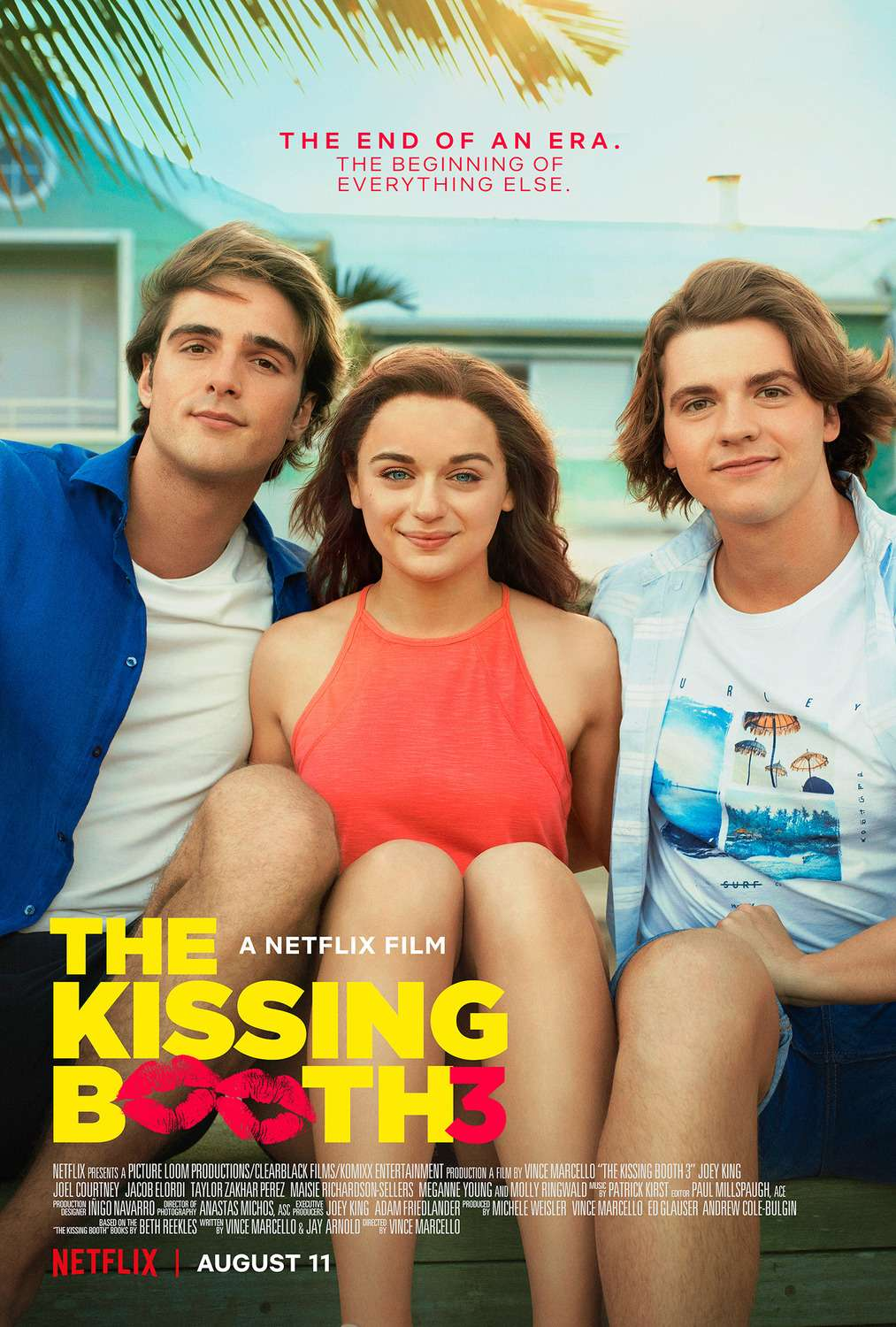 The Kissing Booth 3 kapak