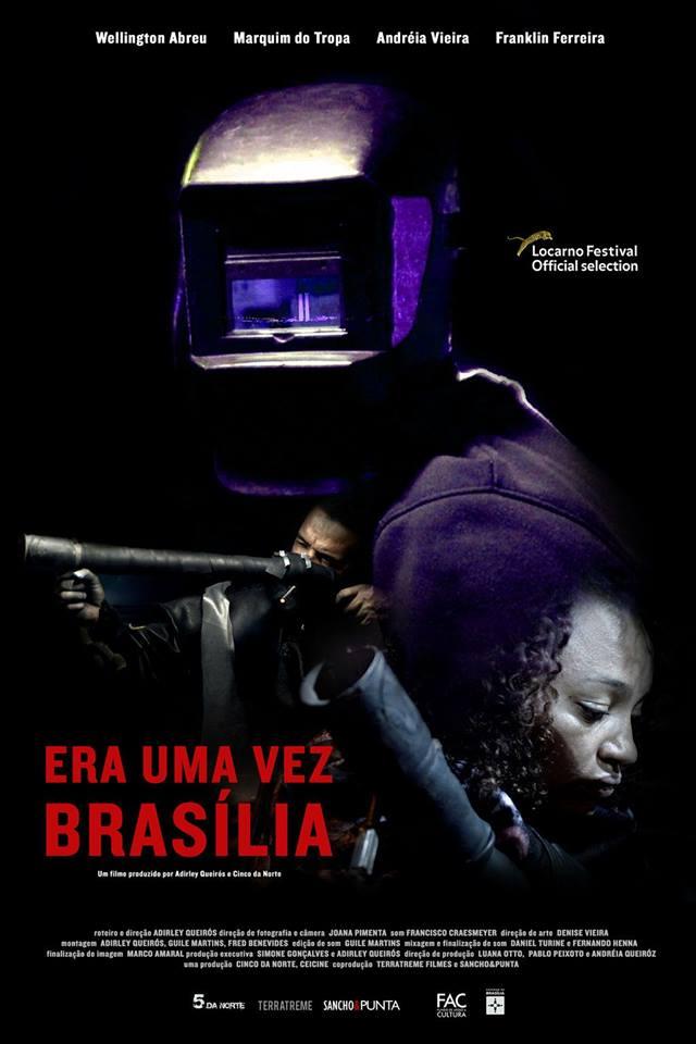 Era uma Vez Brasília kapak