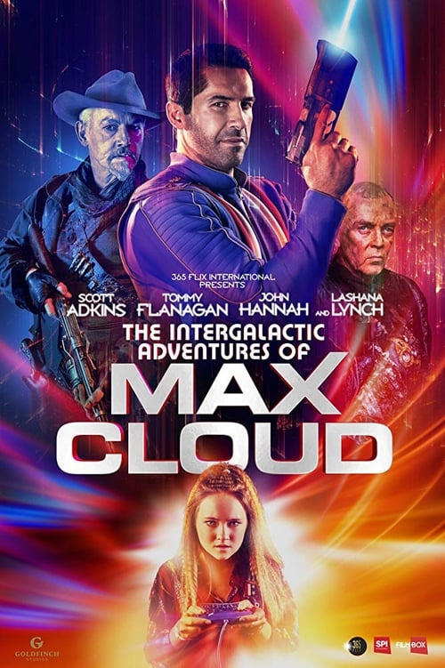The Intergalactic Adventures of Max Cloud kapak