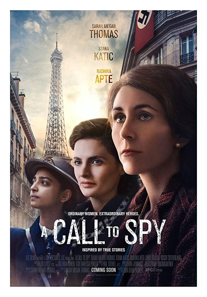 A Call to Spy kapak