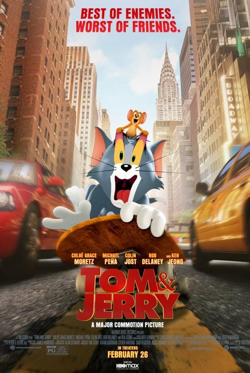 Tom and Jerry kapak
