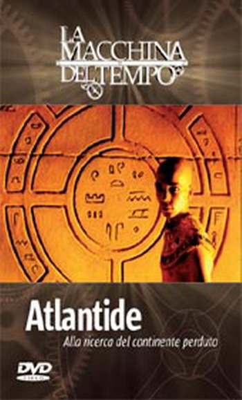 Discovery Channel: Atlantis - The Lost Continent kapak