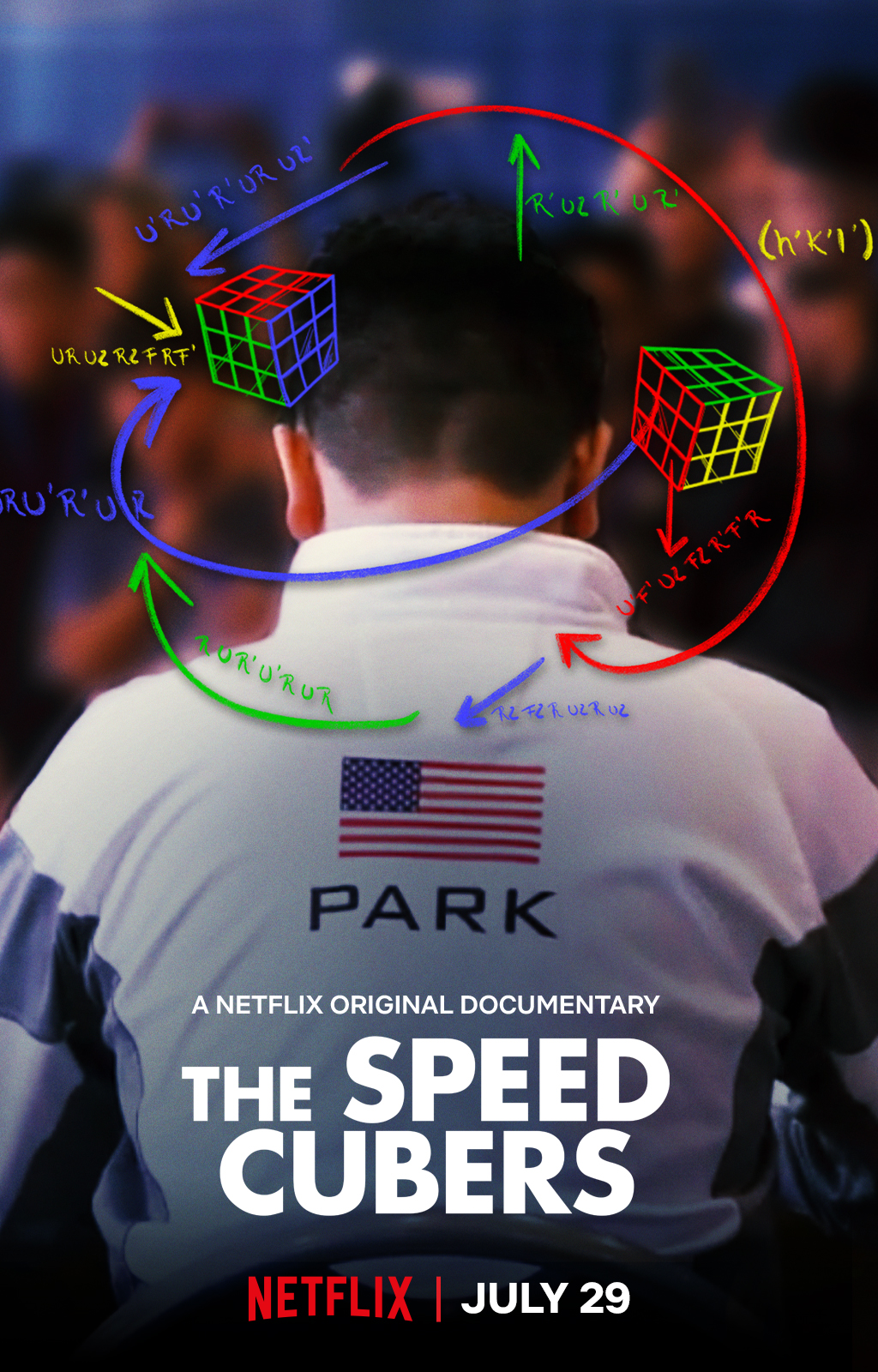 The Speed Cubers kapak
