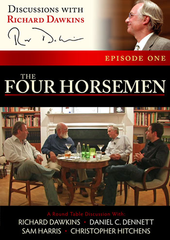Discussions with Richard Dawkins, Episode 1: The Four Horsemen kapak