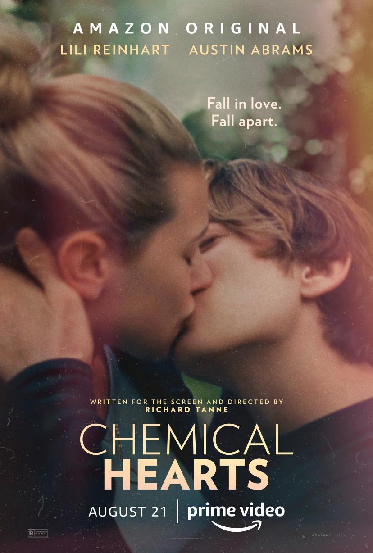 Chemical Hearts kapak
