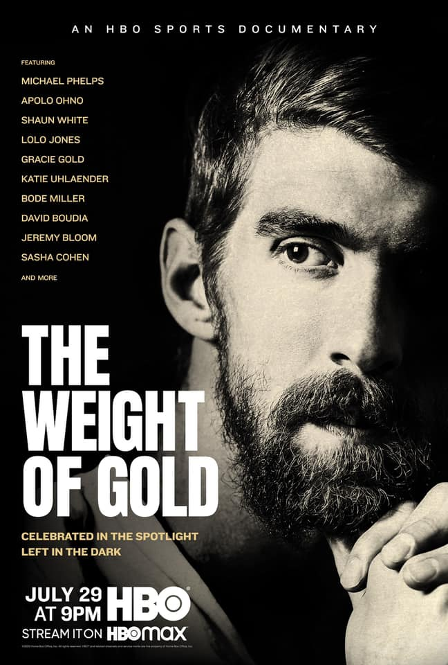 The Weight of Gold kapak