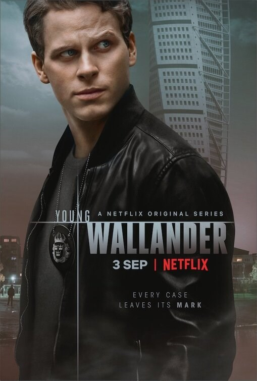 Young Wallander kapak
