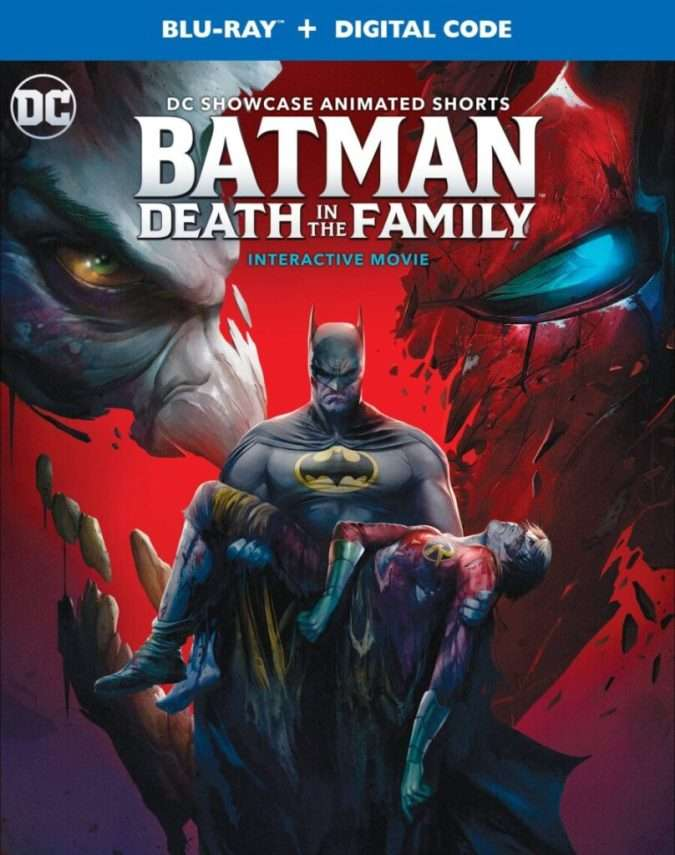 Batman: Death in the Family kapak
