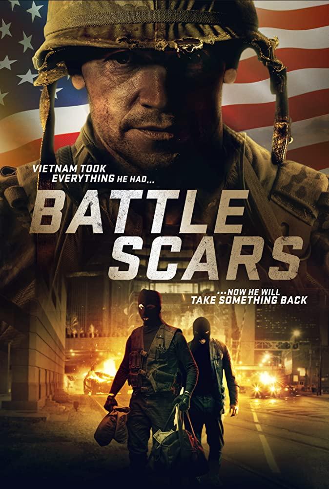 Battle Scars kapak